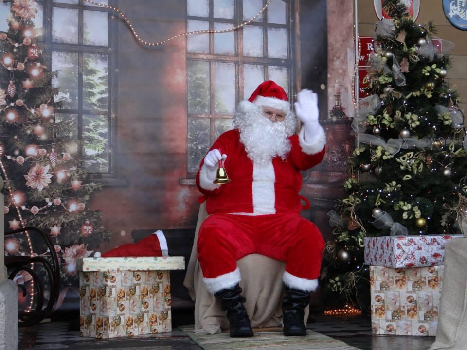 Wynajem Świętyego Mikołaja Śląsk